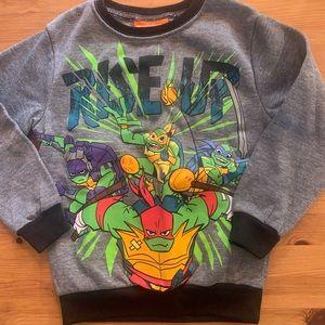 5/$30 Ninja Turtles / Rise Up / Sweatshirt